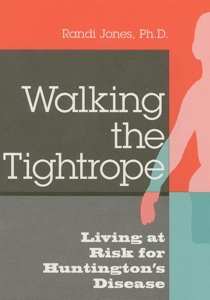Book walking the tightrope